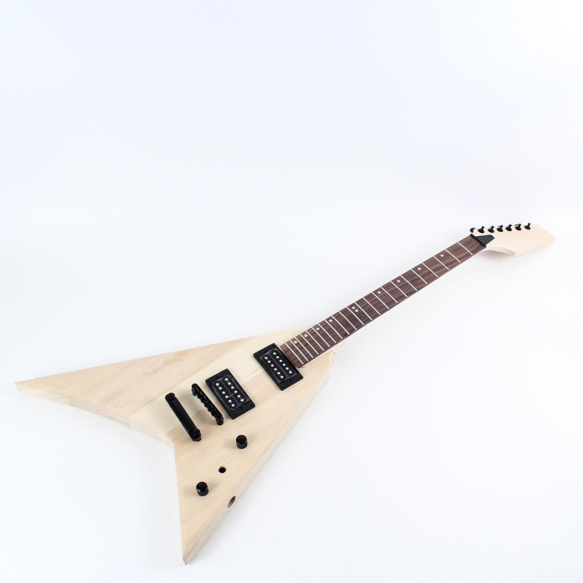 jackson flying v style diy guitars. Black Bedroom Furniture Sets. Home Design Ideas