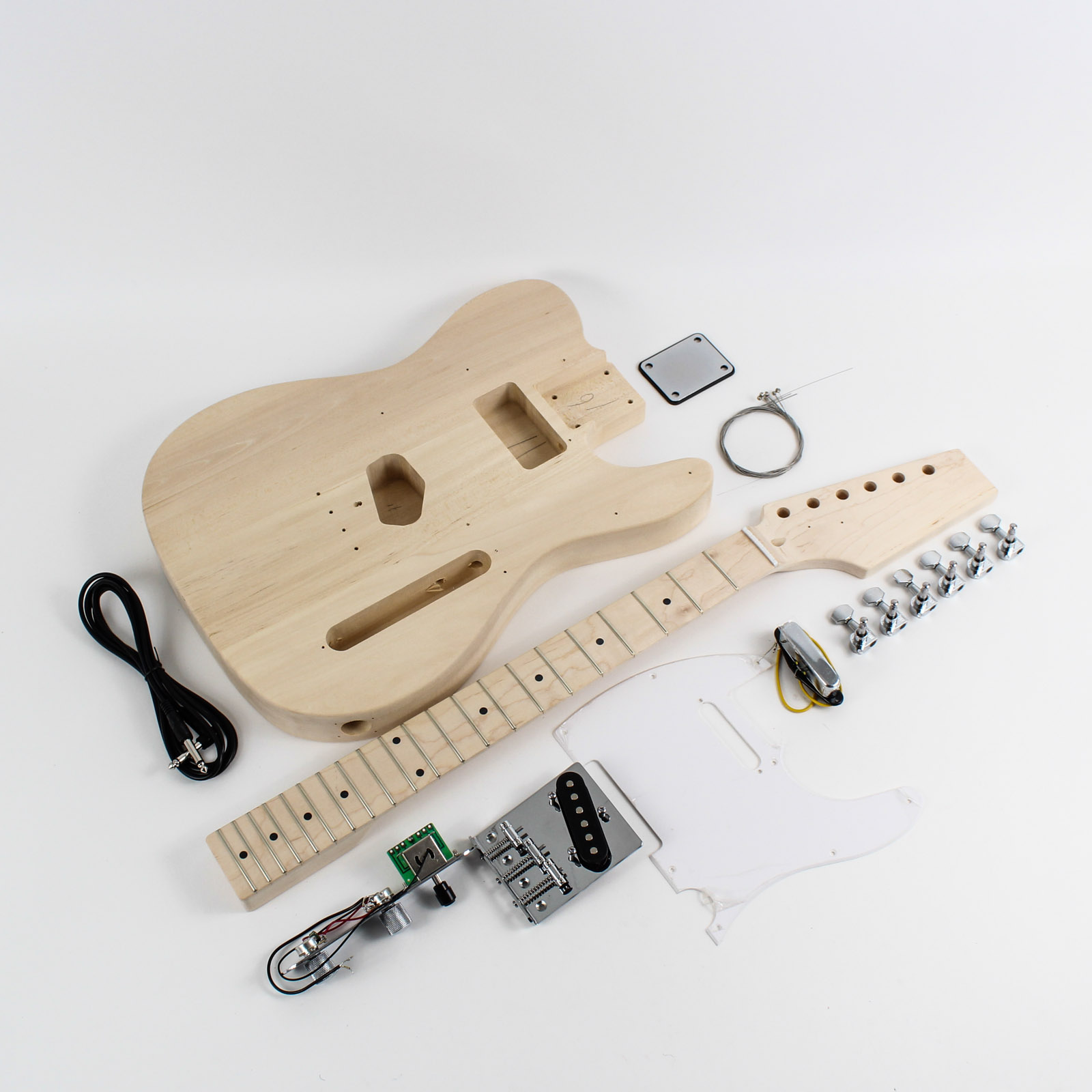 Diy guitar kits build your own electric guitar kit huge range featured product solutioingenieria Image collections