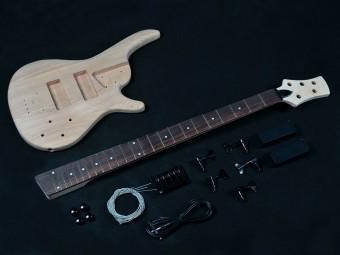 sr405 style 5 string bass guitar kit diy guitars. Black Bedroom Furniture Sets. Home Design Ideas