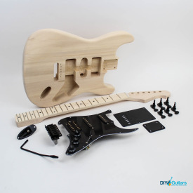 Diy guitar kits build your own electric guitar kit huge range featured product solutioingenieria Gallery