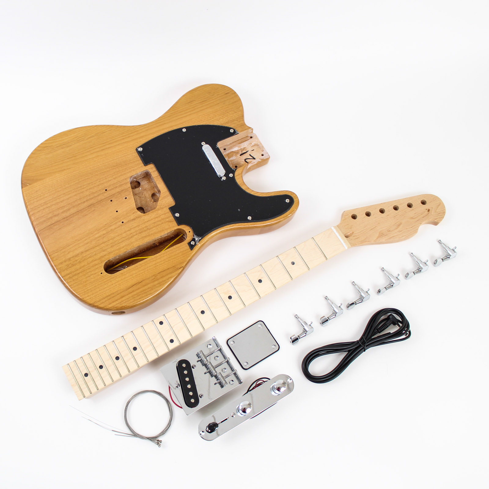 telecaster style guitar kit pre finished diy guitars. Black Bedroom Furniture Sets. Home Design Ideas