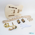 Fender Telecaster Thinline Bigsby Maple Fretboard - Gold Hardware