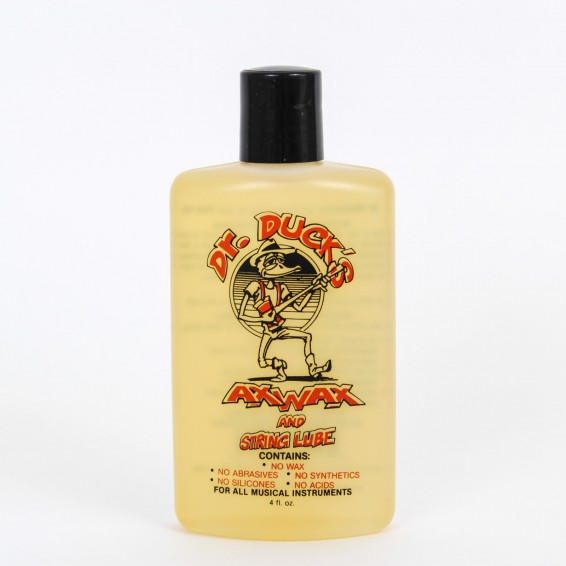 Dr Ducks Ax Wax and String Lube