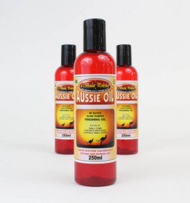 Aussie Oil 250ml bottle