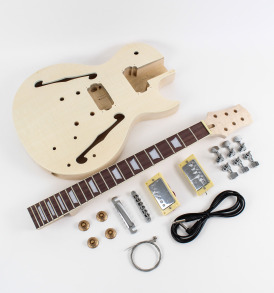 Gibson Les Paul Semi-Hollow DIY Electric Guitar Kit