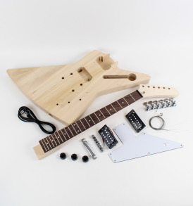 Gibson Explorer DIY electric guitar kit