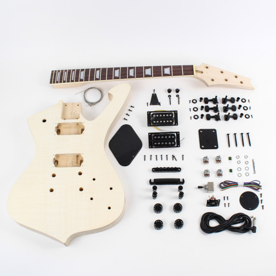 Second  Iceman Style Guitar Kit 2