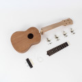 DIY Ukulele Kit Mahogany Body and Neck