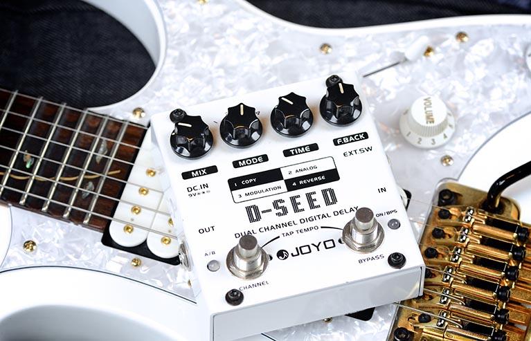 d seed dual channel digital delay diy guitars. Black Bedroom Furniture Sets. Home Design Ideas