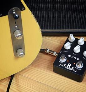 Joyo Extreme Metal effect pedal JF-17