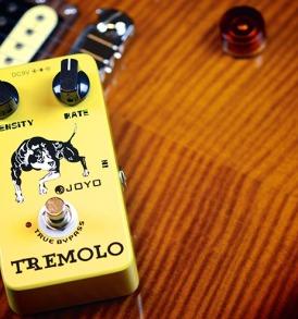 Joyo Tremolo effect pedal JF-09