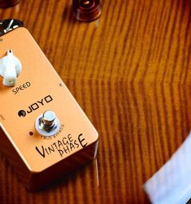 Joyo Vintage Phase effect pedal JF-06