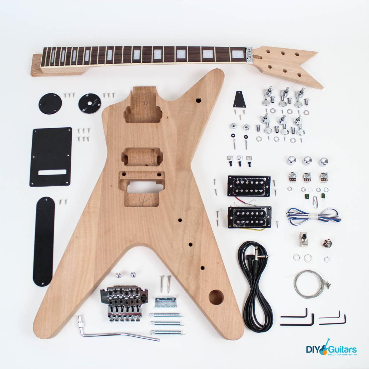 Dean Ml Style Diy Guitar Kit