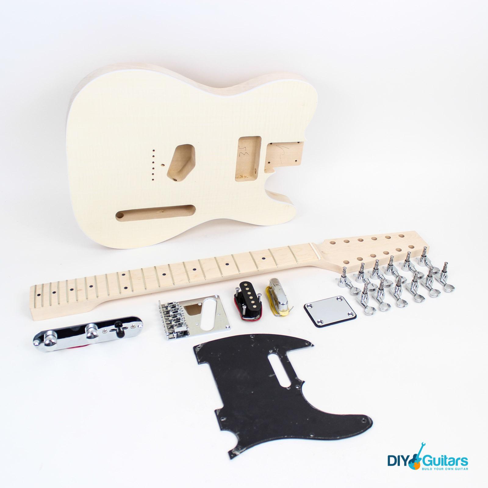 Thinline Bigsby Guitar Kit Diy Guitars Way Fender Switch Wiring Help Telecaster Forum Main Components