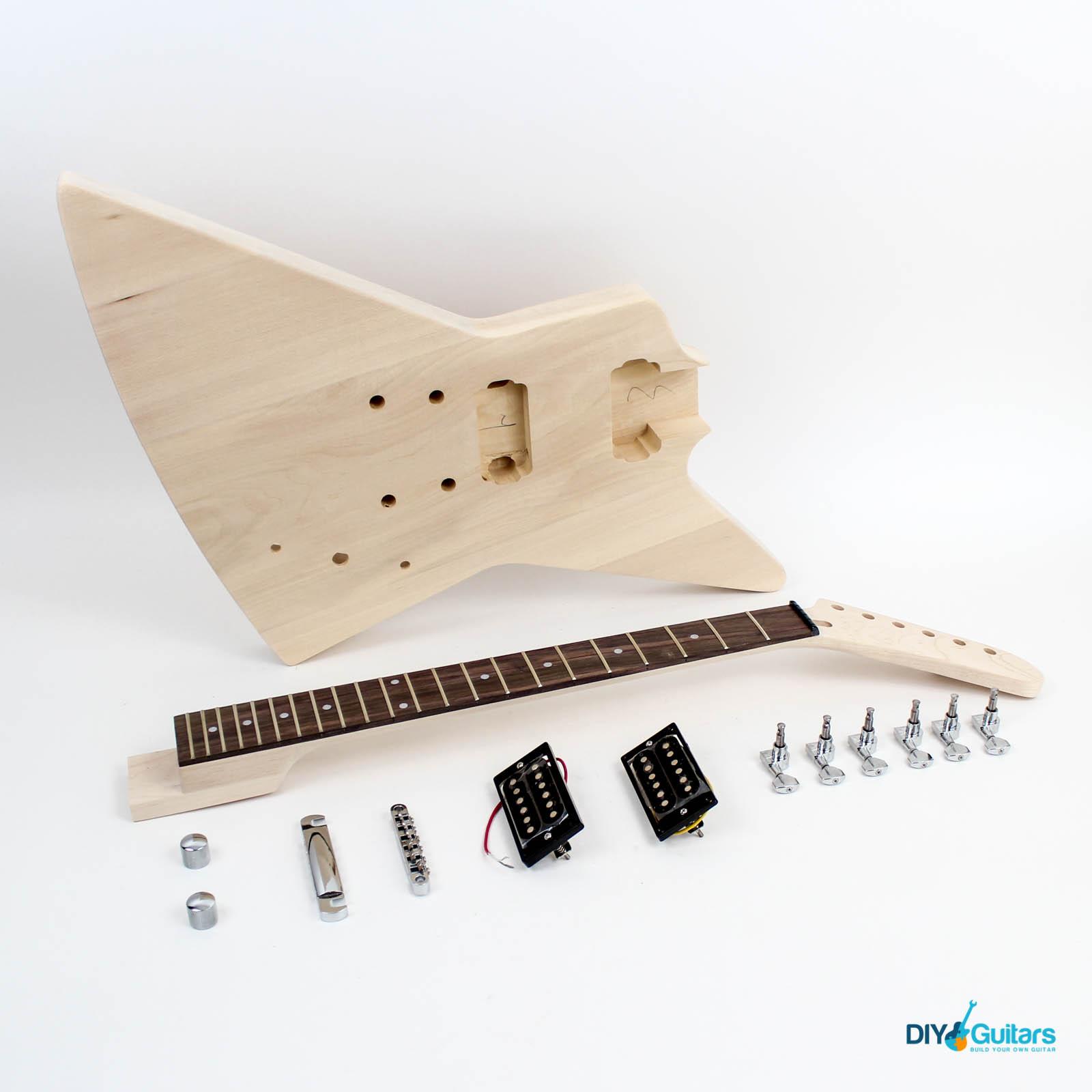 Gibson explorer guitar kit diy guitars solutioingenieria Image collections