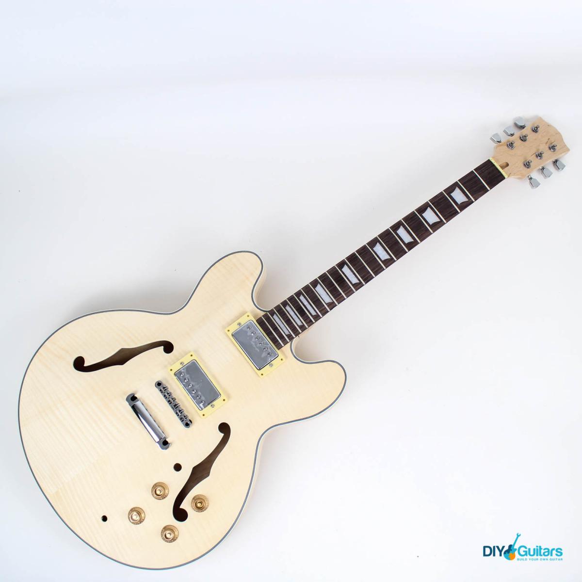 gibson es 335 style semi hollow diy guitars. Black Bedroom Furniture Sets. Home Design Ideas
