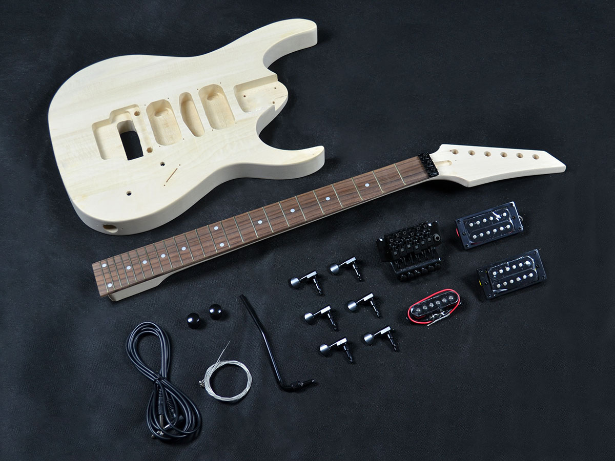 Guitar Kit Builder Understanding The 5way Switch Ibanez Rg Style Diy Kits