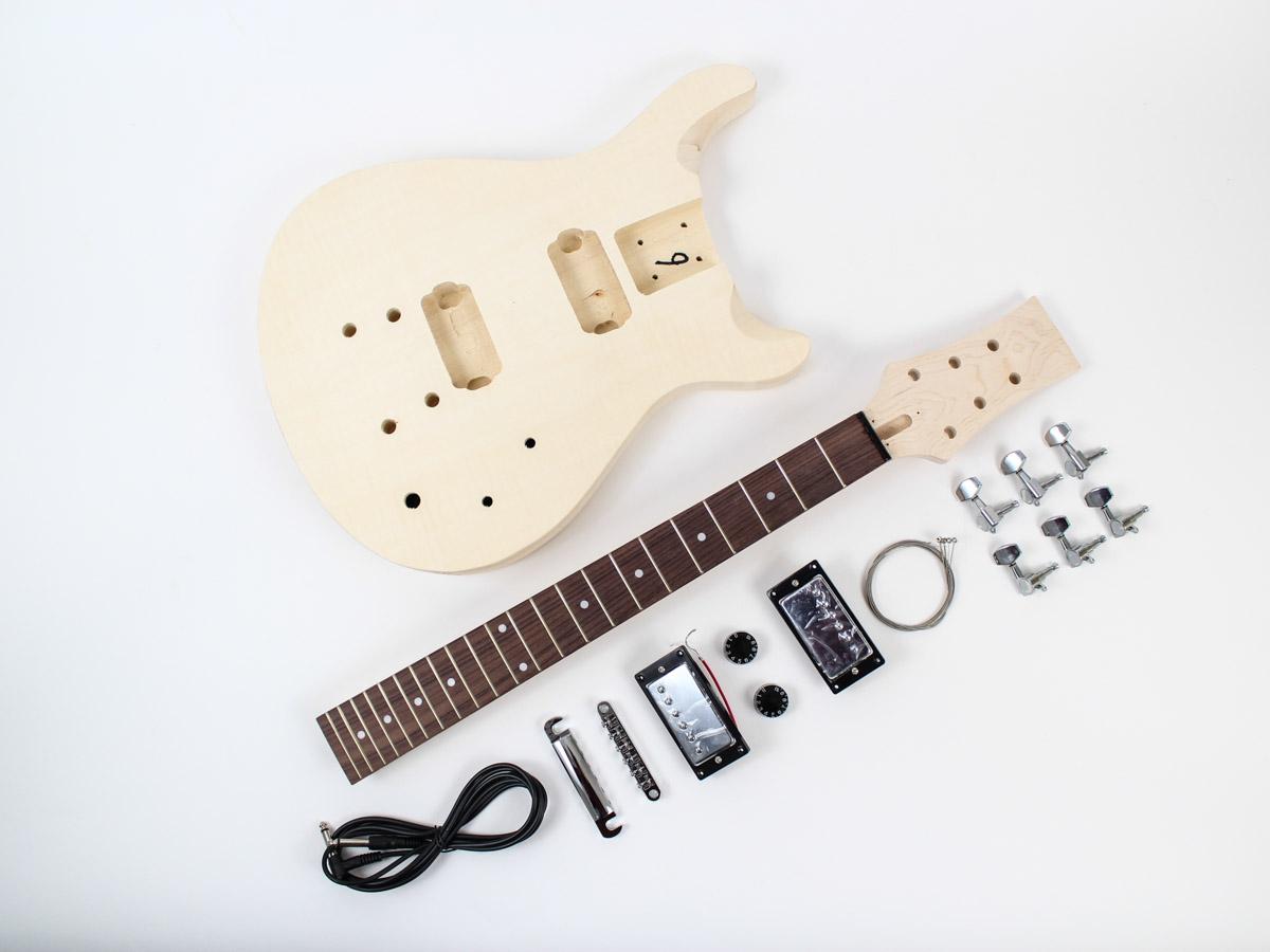 Diy Prs Guitar Kit Build