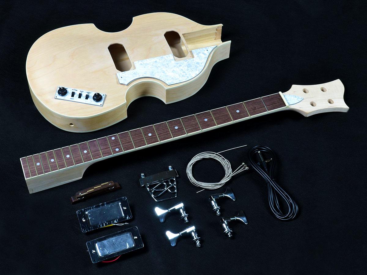 bass guitar kits. Black Bedroom Furniture Sets. Home Design Ideas