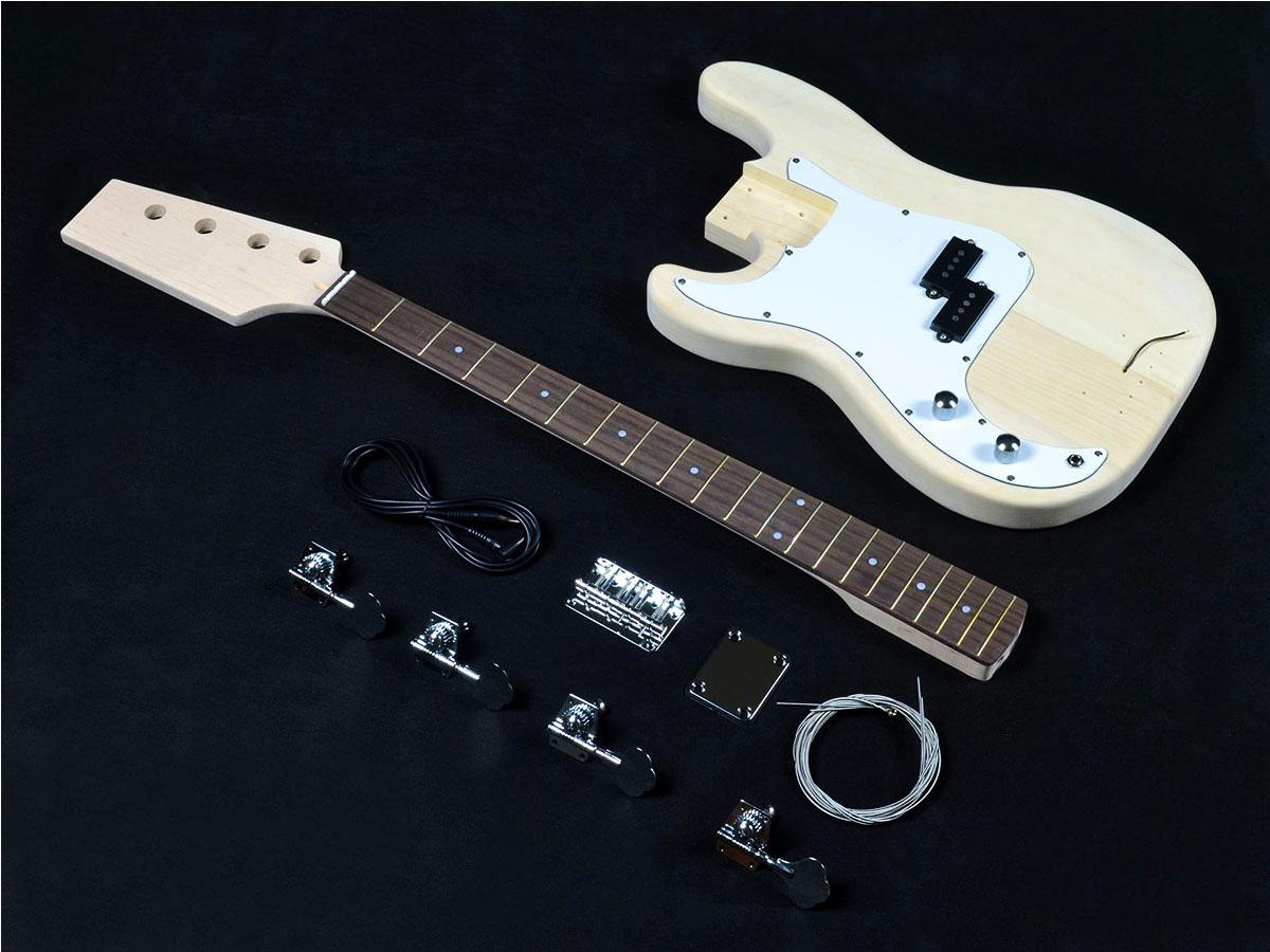 ibanez iceman style bass guitar kit diy guitars. Black Bedroom Furniture Sets. Home Design Ideas
