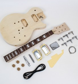 Les Paul DIY electric guitar kit