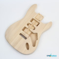 Fender Stratocaster DIY Electric Guitar Kit Body front