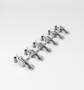 Wilkinson machine heads chrome 6 in-line