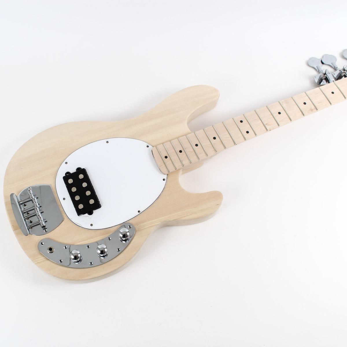 music man stingray bass guitar kit diy guitars. Black Bedroom Furniture Sets. Home Design Ideas