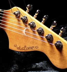 Wudtone Neck Finishing Kit Aged Vintage Yellow