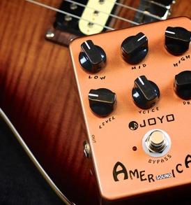 Joyo American Sound effect pedal JF-14