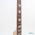 Neck side and fretboard